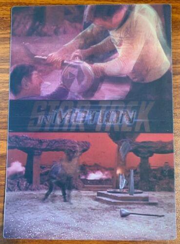 1999 Rittenhouse Star Trek Motion #12 Amok Time Free Shipping