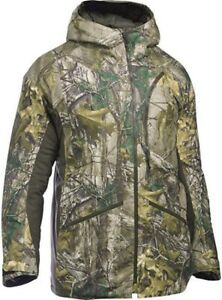 Real Tree Camo Under Armour Jacket