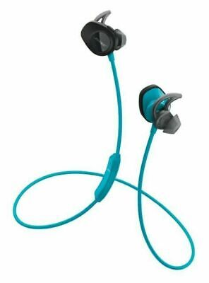 Bose SoundSport Wireless Bluetooth Headphones Earbuds Best Price Blue Color