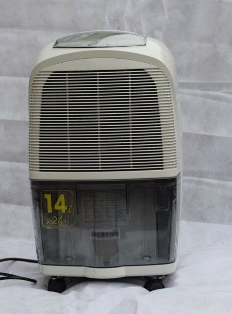 Portable Delonghi DEC 14 home air dehumidifier moisture damp absorber