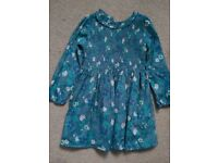 Next floral dress age 3-4 years