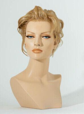 Mannequin Head Female Wig Heads Vaudevillemannequins.com Liliana Display