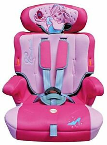 new disney baby child seat princess cinderella 9 36 kg 9 months to 12 years ebay. Black Bedroom Furniture Sets. Home Design Ideas