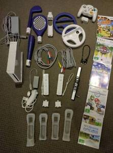 Wii game console & accessories Bonython Tuggeranong Preview