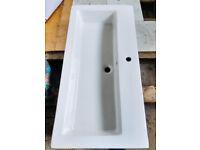 Quadro 100cm Washbasin
