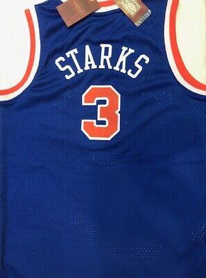 John Starks New York Knicks Youth Large Mitchell & Ness Swingman Jersey