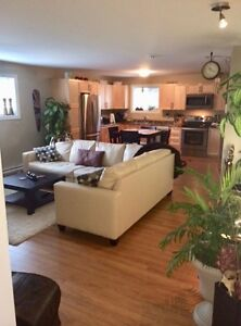 2 bedroom basement appartment in Paradise