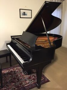 1911 Steinway Model `O' Grand Piano, Serial # 147369 - Professio