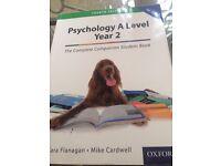 AQA Psychology A2 textbook