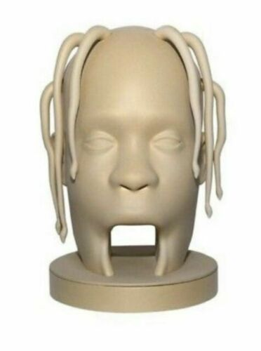 Travis Scott ASTROWORLD Super Deluxe Album 3D Printed Glow In the Dark 1/250