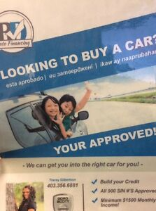 AUTO LOAN? YOU ARE APPROVED!!  $79 BIWEEKLY* CAR TRUCK SUV