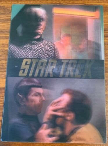 1999 Rittenhouse Star Trek Motion #21 The Enterprise Incident Free Shipping