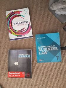 Business Textbooks Blackwood Mitcham Area Preview