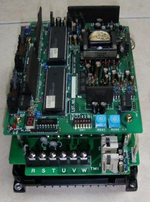 Yaskawa I80 Control Cimr-08ax3-1002 Inverter Tested