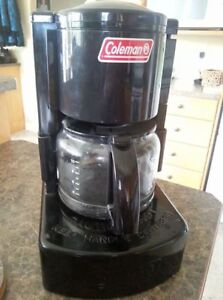 Coleman coffee maker for Campstove