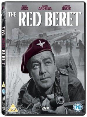 The Red Beret DVD NEW dvd (CDR22445) - The Red Beret Movie