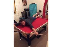 Pool Table For Sale (Flatmate Not Included)