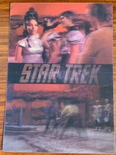 1999 Rittenhouse Star Trek Motion #11 Amok Time Free Shipping