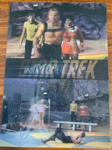 1999 Rittenhouse Star Trek Motion #20 The Gamesters of Triskelion Free Shipping