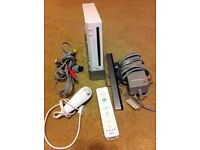 Nintendo Wii with games and everything else brilliant condition