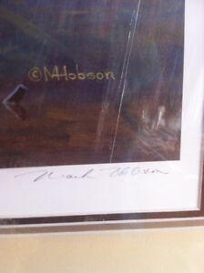 Mark Hobson Mallards Looking South
