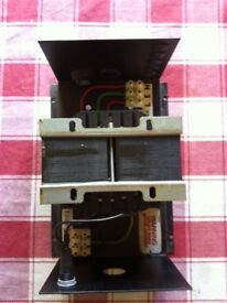 TRANSFORMER 24V, 150VA INCLUDES METAL CASE