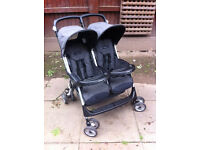 Mama's & Papa's Aria Twin/Double Buggy/Pushchair (Also Known as a Peg Perego)