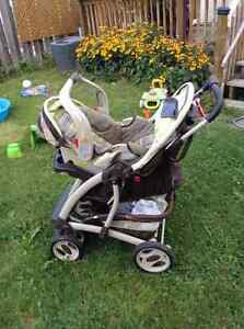 Graco Stroller from Travel System Kitchener / Waterloo Kitchener Area image 6