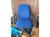 Office chair, with plenty of usage left