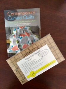 Quick Curved Ruler & Book