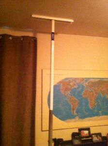 Support Pole for Disabled, etc...Like new Condition
