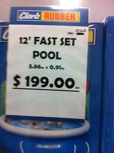 Inflatable swimming pool Windsor Brisbane North East Preview