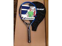 Babolat Comet 23 Junior Tennis Racket Black/Blue New in sealed packaging