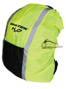 BIKEIT-BIKETEK-VISIBILITY-HI-VIS-YELLOW-Universal-Waterproof-Rucksack-Cover
