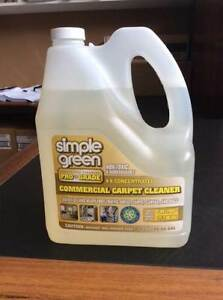 Simple Green Carpet and Glass Cleaner Chemicals Glynde Norwood Area Preview