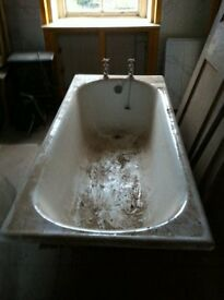 Cast Iron Bath - free to collect