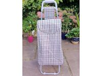 Light Weight Shopping Trolley - Perfect Condition