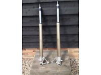 BMW R1200 GS Front Forks