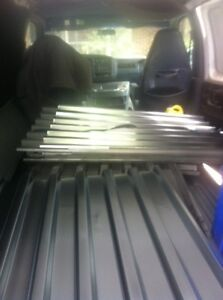 ROOFING METAL SHEETS 20 PCS AVAILABLE