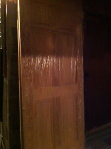 Solid Wood Interior Door- new, still in wrapping