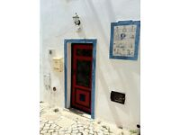 2 bed traditional terraced house in Alte , Algarve (inland) Portugal