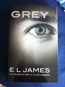 Grey: Fifty Shades of Grey as Told by Christian - Used book