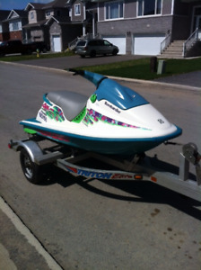 Seadoo SPX with Trailer