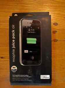 iPhone 4s, Otter Box & Mophie Juice Pack Air Rechargeable Case St. John's Newfoundland image 2