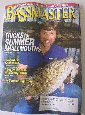 Bassmaster Magazine Tricks For Summer Smallmouth June 2000 051117Nonrh