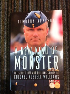 """""""A NEW KIND OF MONSTER"""" - Hardcover Book in excellent condition."""
