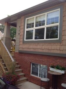 Beautiful South Side Duplex for rent.