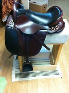One Very Nice Tucker Gen 11 Trail Saddle.c