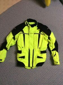 Tourmaster Size 42 HiVis Transition Jacket (3-season)