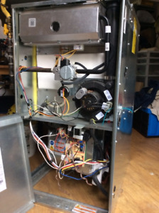 H E Natural Gas Furnace For Sale - Like New
